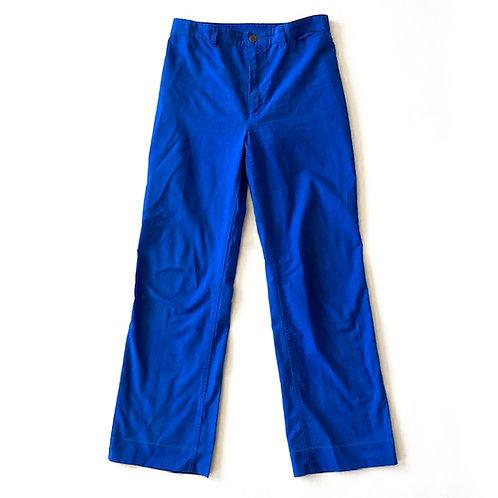 Pantalon en coton des années 1970