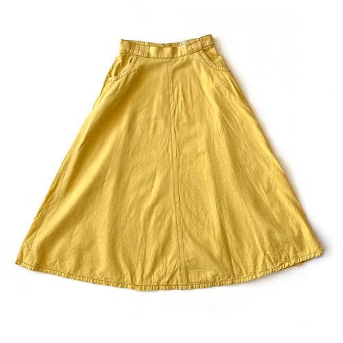 Jupe Givenchy en coton surpiqué