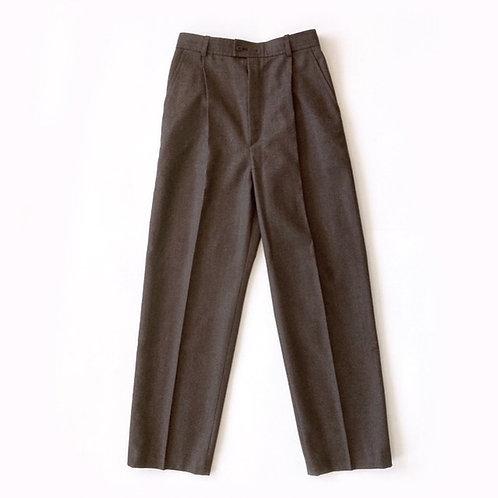 Pantalon en laine Saint Laurent Rive Gauche