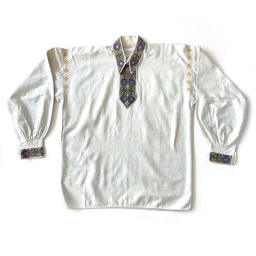 Chemise de jeune garçon, Lviv