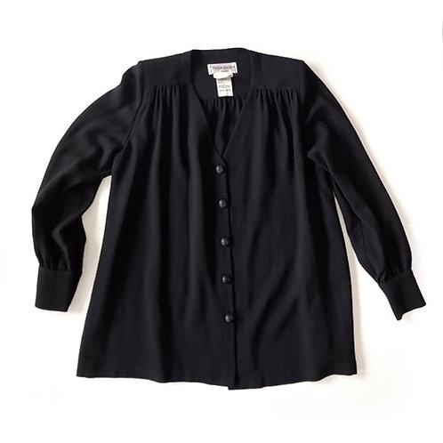 Blouse en laine Yves Saint Laurent Variation