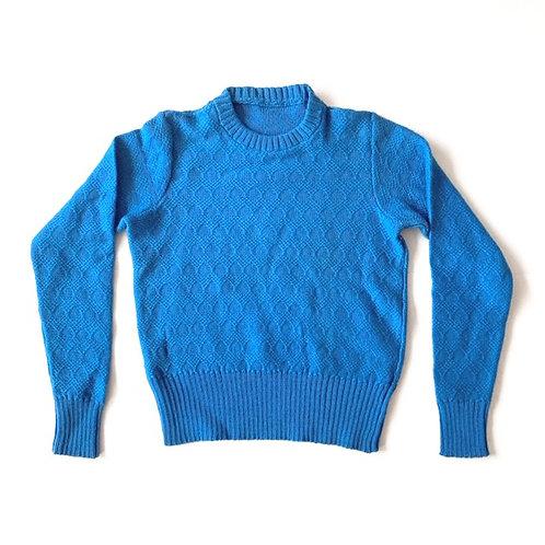 DEADSTOCK - Pull bleu (dégriffé)