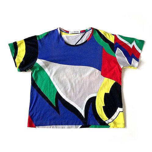 T-shirt Léonard en coton