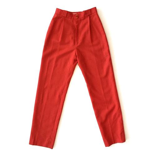 Pantalon Lasserre en laine