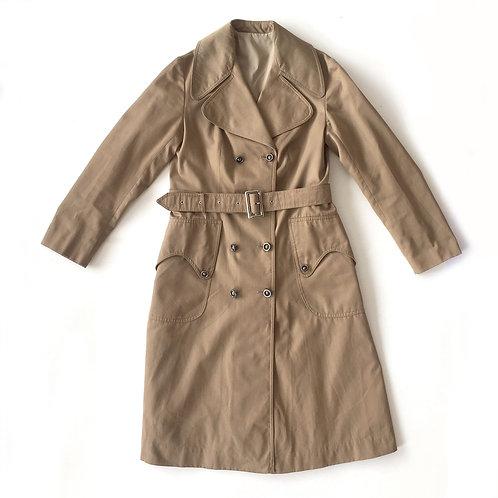 Trench-coat des années 70
