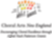 Choral Arts New England Logo