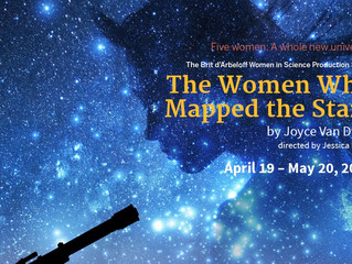The Women Who Mapped the Stars