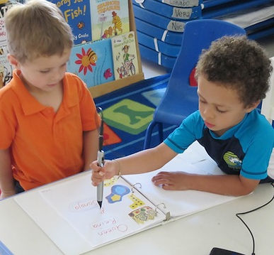 Tap-and-Play - Write-n-Speak