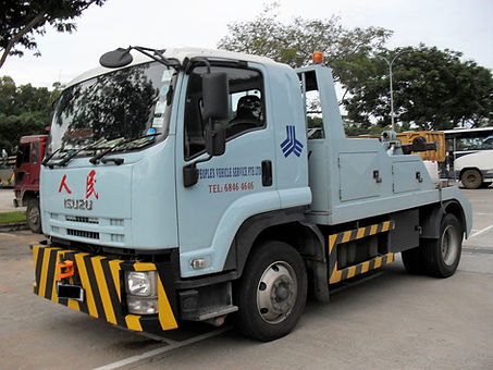 People's Vehicle Recovery Service