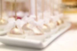 Cake-Pops für die Hochzeit