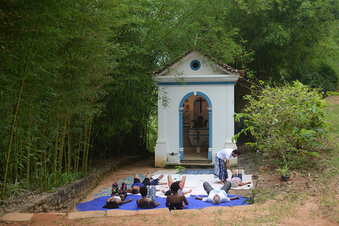 meditaçao tântrica