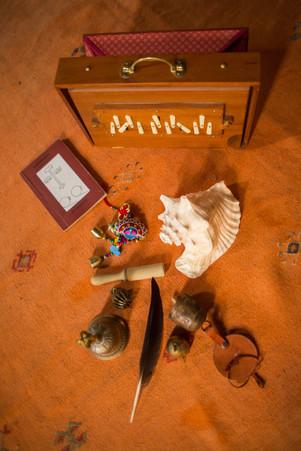 Vane Sacca therapeutic's instruments