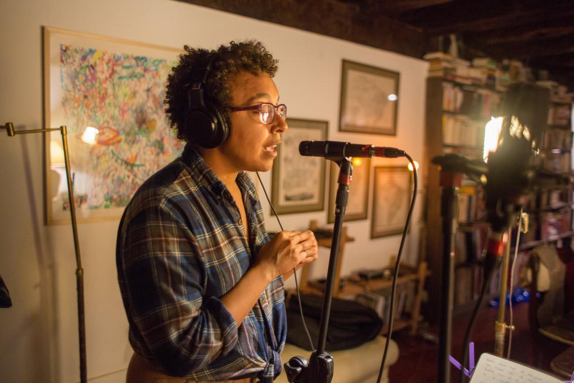 Nia recording