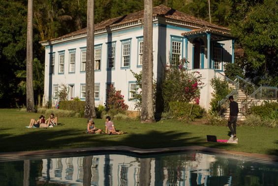 sede da Fazenda São João