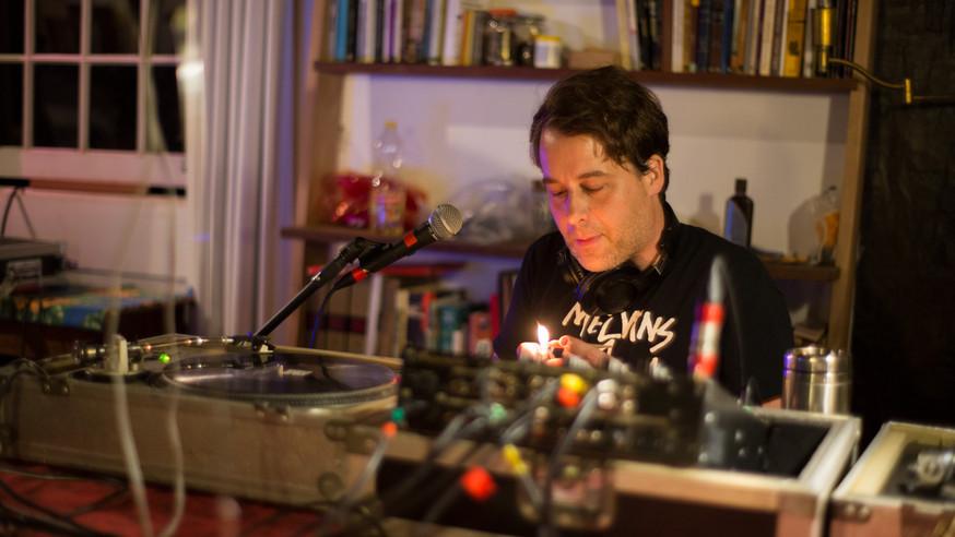 Andrew O'Connor's live set / pirate radio transmission