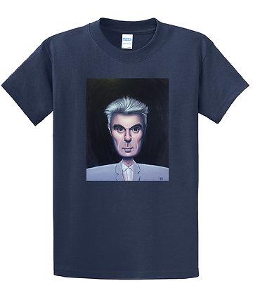 Dan Springer - David Byrne Art - T-shirt