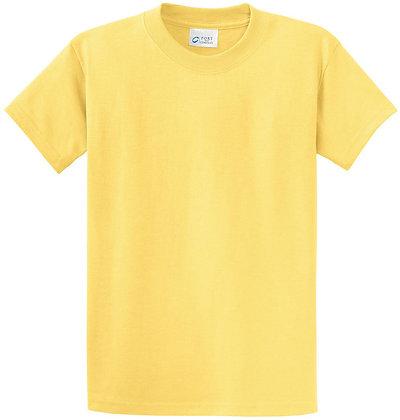 PC - Essential Tee - Daffodil Yellow