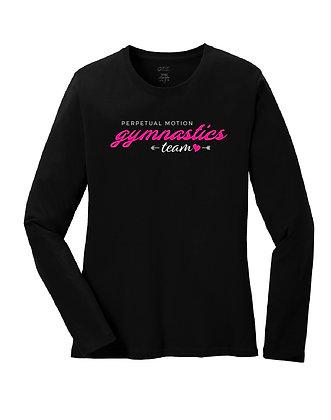PMG - Team Shirt 2 - Long Sleeve - Ladies Cut