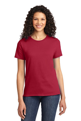 PC - Ladies Essential Tee - Red