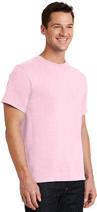 PC - Essential Tee - Pale Pink