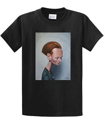 Dan Springer - Tilda Swinton Art - T-shirt