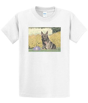 Dan Springer - Dog Art D - T-shirt