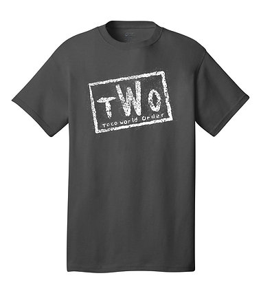 Taco - tWo Tshirt - Grey
