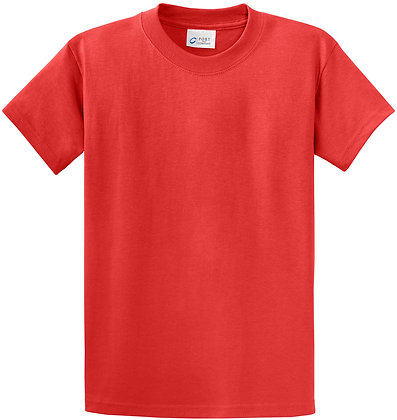 PC - Essential Tee - Fiery Red