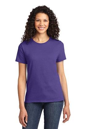 PC - Ladies Essential Tee - Purple