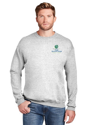FSG Logo - Sweatshirt - Ash