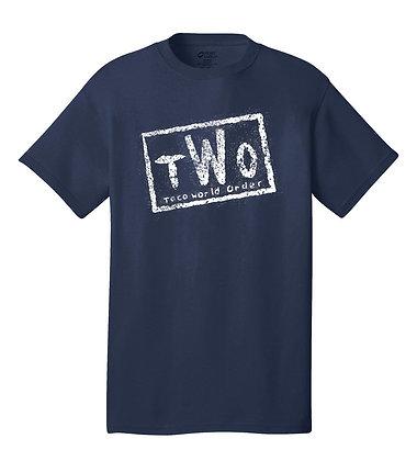 Taco - tWo Tshirt - Navy
