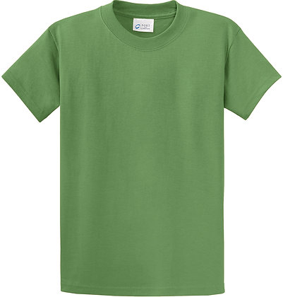 PC - Essential Tee - Dill Green