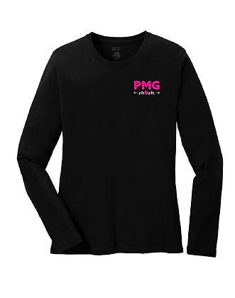 PMG - Mom Shirt B - Long Sleeve - Ladies Cut