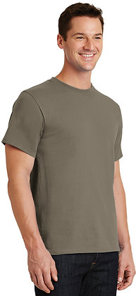 PC - Essential Tee - Dusty Brown