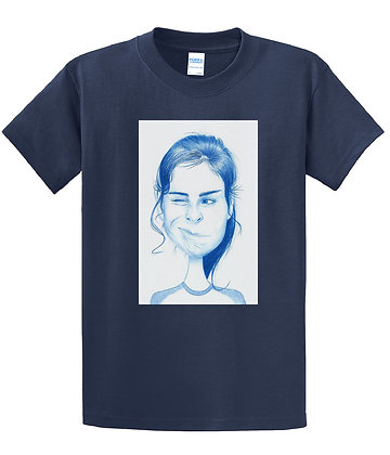 Dan Springer - Sarah Silverman Art A - T-shirt