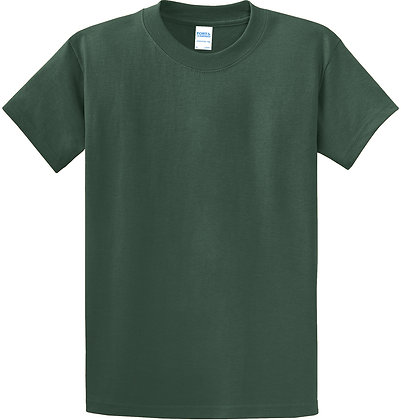 PC - Essential Tee - Forest Green