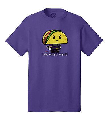 Taco - Tshirt - Purple