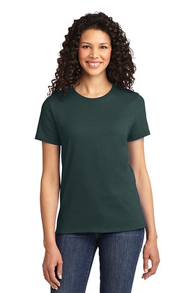 PC - Ladies Essential Tee - Dark Green
