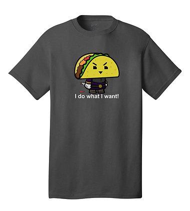 Taco - Tshirt - Charcoal