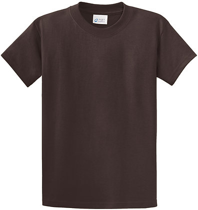 PC - Essential Tee - Dark Chocolate