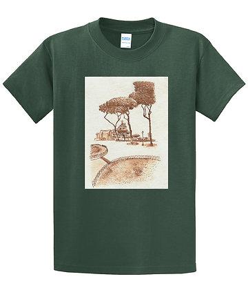 Dan Springer - Rome Art - T-shirt