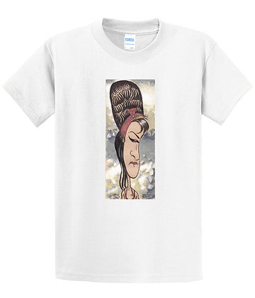 Dan Springer - Amy Winehouse Art - T-shirt