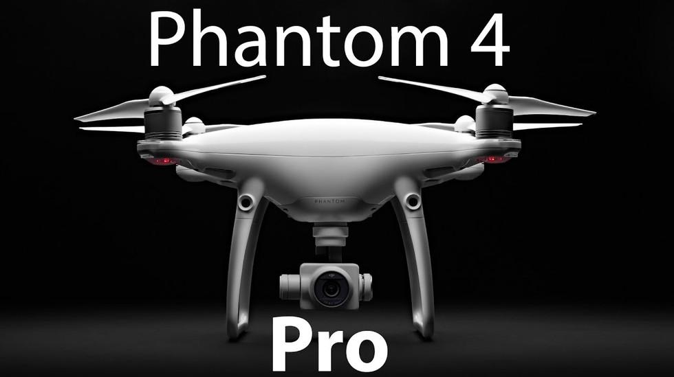 DJI Pantom 4 Pro