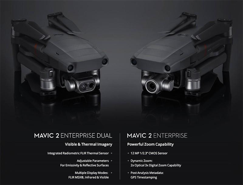 Mavic Enterprise Dual