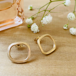 Small Earrings from the 19.5 Collection