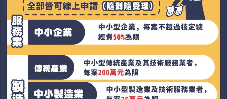 台灣政府在疫情時做了什麼