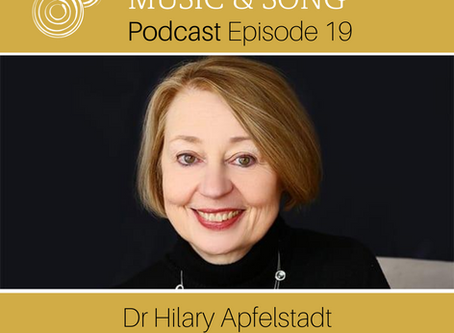 Podcast Episode 19 - Choral Series #2: Dr. Hilary Apfelstadt
