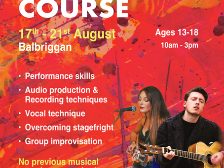 Young Musicians Course (August)