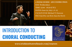 Introduction to Choral Conducting