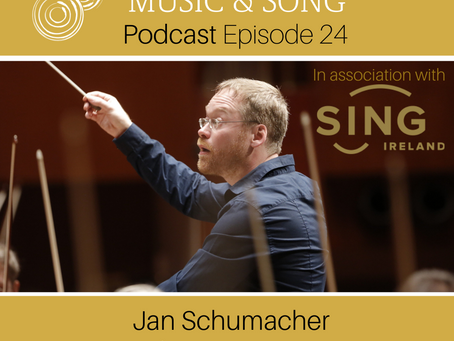 Episode 24: Jan Schumacher - Choral Series #4